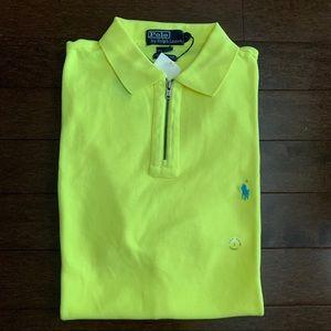 Ralph Lauren Bright Yellow Polo